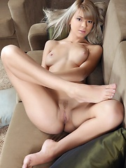 Paloma touch of sweet innocence with her alluring beauty and slim; slender figure can evoke womanly sensuality and eroticism with her arousing facial